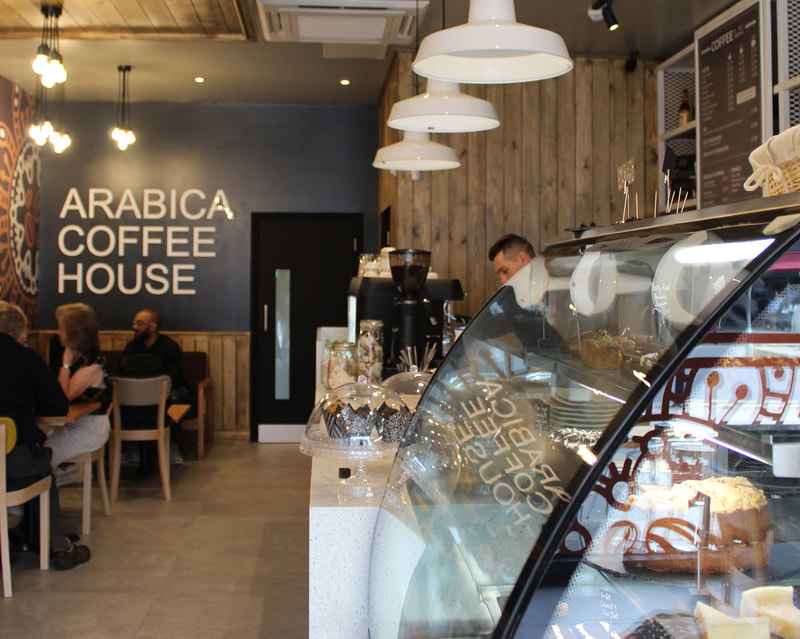 Arabica Coffee House